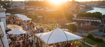 Sunset Wine Party 24th August