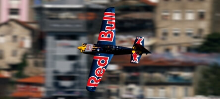 Red Bull Air Race at The Yeatman - September 2nd